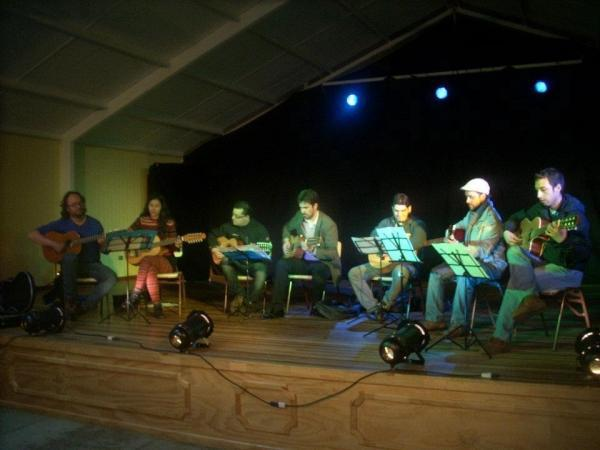 VIII Seminario Internacional de Música Latinoamericana/CHILE