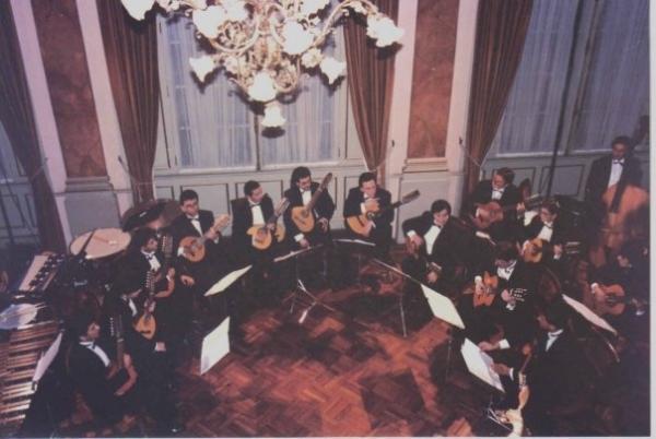 Orquesta de Cuerdas Colombianas NOGAL